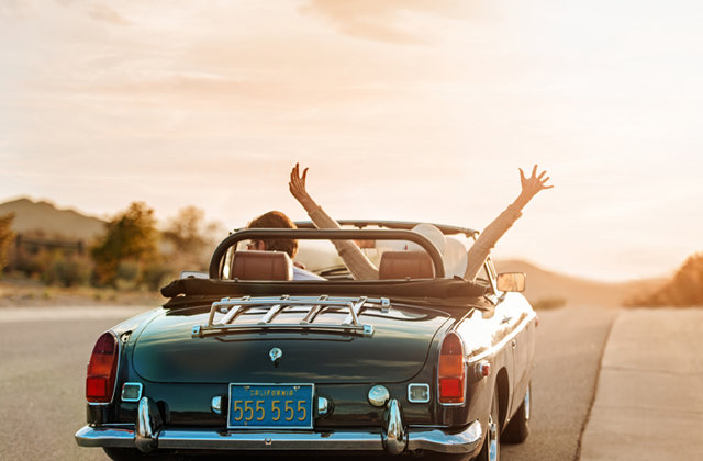 Summer, Road Trips and Staying Safe