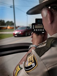 NHTSA on Speeding